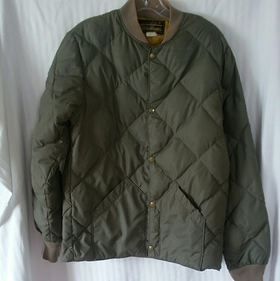cd0cc40048df2 Eddie Bauer Jackets & Coats | Vintage Lightweight Down Jacket | Poshmark